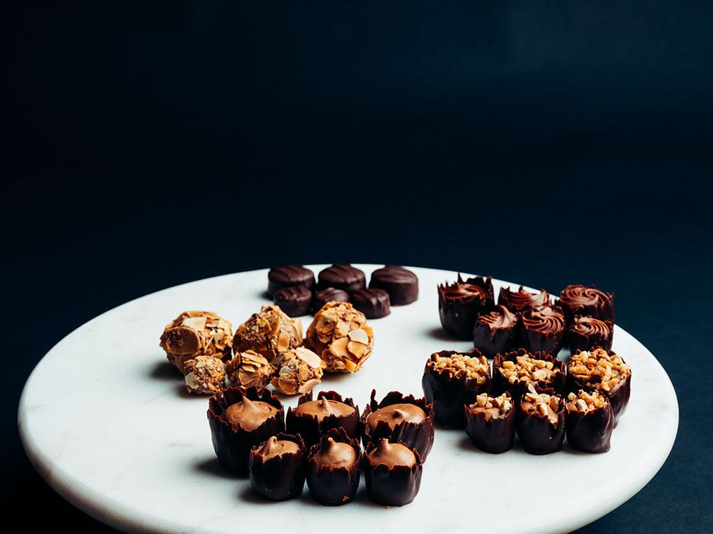 V-chocolatier / pralines