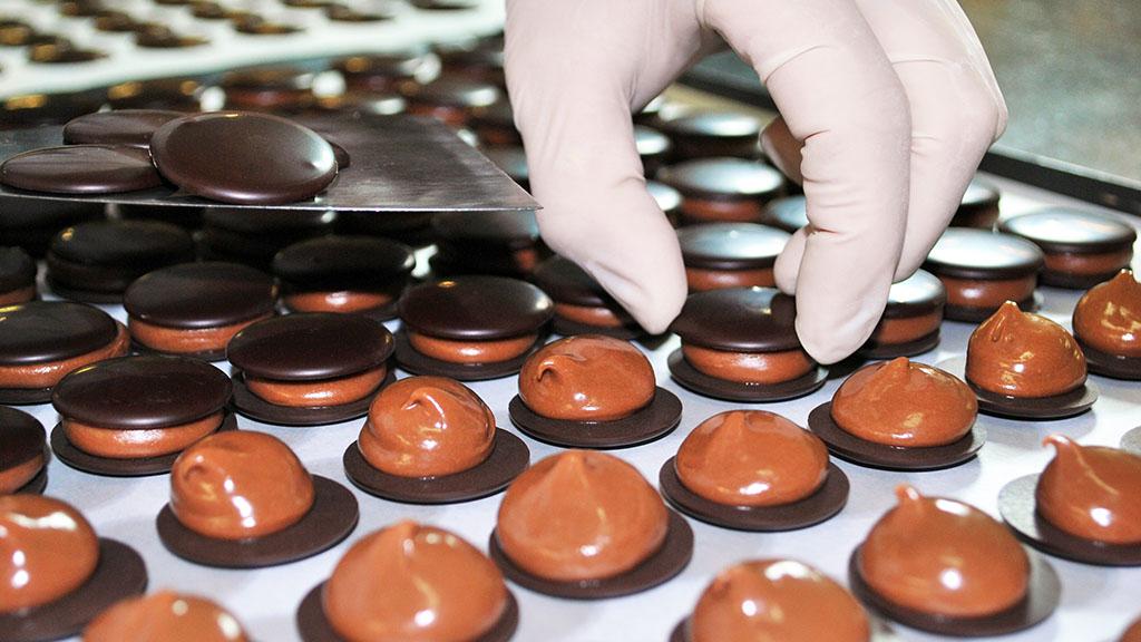 V-chocolatier - het huis