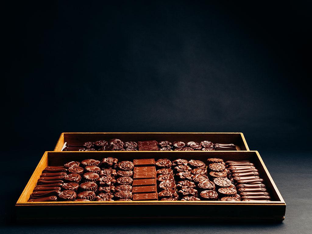 V-chocolatier / caraques
